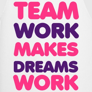 Team Work T-shirts - Förkläde