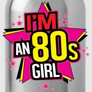 I'M AN 80s GIRL Tee shirts - Gourde