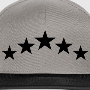 Sterne T-Shirts - Snapback Cap
