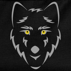 wolf design Shirts - Kids' Backpack