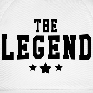 The Legend T-Shirts - Baseball Cap