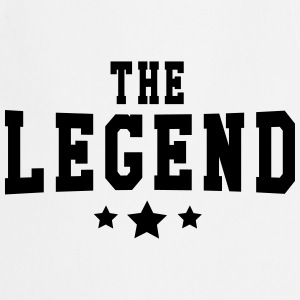 The Legend T-Shirts - Cooking Apron
