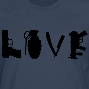 love_war T-Shirts - Men's Premium Longsleeve Shirt