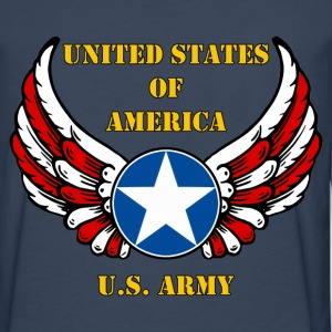 united states army Sweat-shirts - T-shirt manches longues Premium Homme