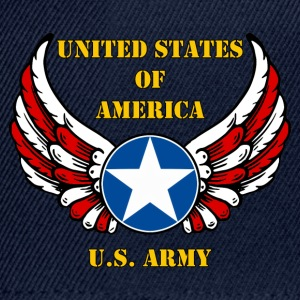united states army Sweat-shirts - Casquette snapback