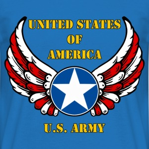 united states army Sweat-shirts - T-shirt Homme