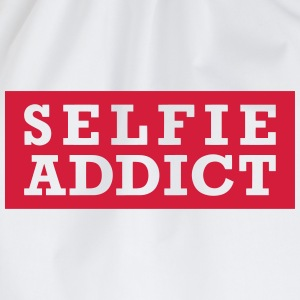 selfie addict T-Shirts - Turnbeutel
