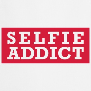 selfie addict Tee shirts - Tablier de cuisine