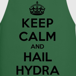 Keep calm and hail Hydra T-skjorter - Kokkeforkle