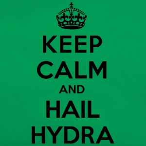 Keep calm and hail Hydra Tee shirts - Sac Retro