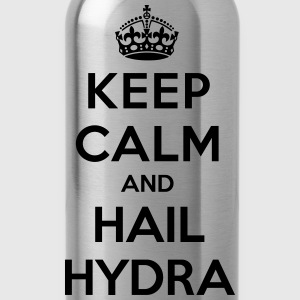 Keep calm and hail Hydra T-shirts - Drinkfles