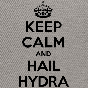 Keep calm and hail Hydra Tee shirts - Casquette snapback