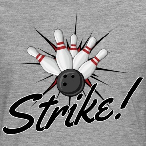 Strike! T-Shirts - Men's Premium Longsleeve Shirt