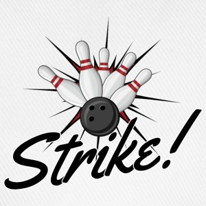 Strike! T-Shirts - Baseball Cap