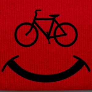 Bicycle Smiley T-Shirts - Winter Hat