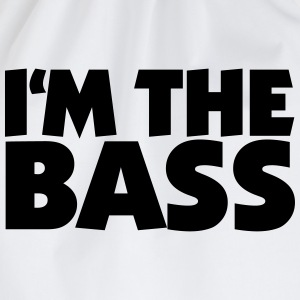 I'm the Bass 2 Tee shirts - Sac de sport léger