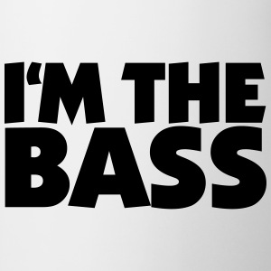 I'm the Bass 2 Tee shirts - Tasse