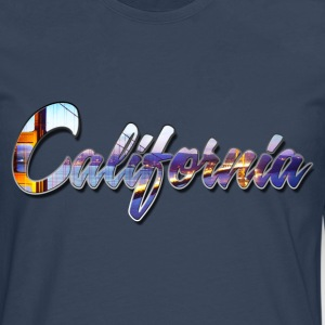 San Francisco california - T-shirt manches longues Premium Homme