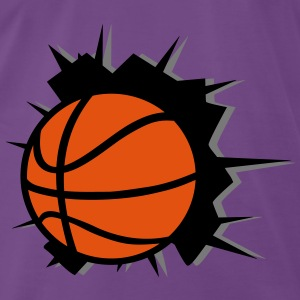 Basketball Tops - Mannen Premium T-shirt