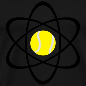 Tennis Atom Pullover & Hoodies - Men's Premium T-Shirt