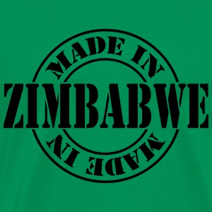 made_in_zimbabwe_m1 Tabliers - T-shirt Premium Homme