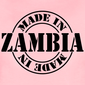 made_in_zambia_m1 Tröjor - Premium-T-shirt dam