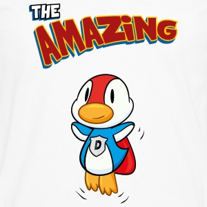 The amazing Super-Ente! - Männer Premium Langarmshirt