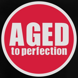 Aged to perfection Skjorter - Baby-T-skjorte