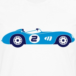 Race Cars (2c)++2014 Tee shirts - T-shirt manches longues Premium Homme