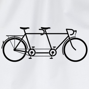 Bicycle (dd)++2014 Tee shirts - Sac de sport léger