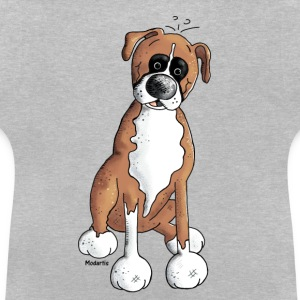 Boxer - Dog - Dogs Long Sleeve Shirts - Baby T-Shirt