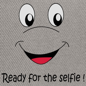Ready for the selfie Shirts - Snapback cap