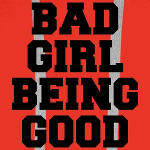 Bad Girl being good Tee shirts - Sweat-shirt à capuche Premium pour hommes