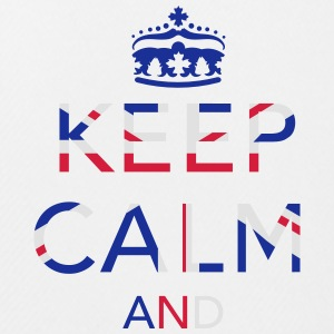 Keep calm ... Union Jack  Other - Men's Football shorts