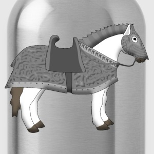 warhorse E T-Shirts - Water Bottle