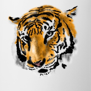 tiger T-shirts - Mugg