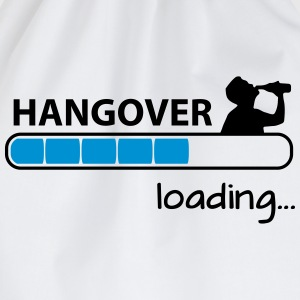 Hangover loading... T-Shirts - Turnbeutel