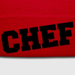 Chef T-Shirts - Winter Hat