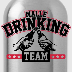Mallorca Drinking Team T-Shirts - Trinkflasche