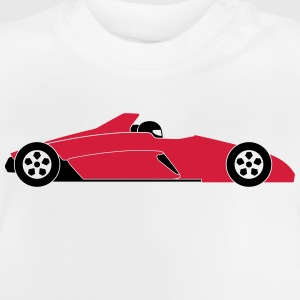 Race Cars (2c)++2014 T-shirts - Baby-T-shirt
