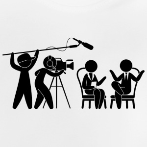 Journalist (dd)++2014 Shirts - Baby T-shirt