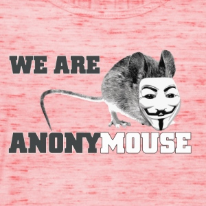 we are anonymouse - anonymous T-Shirts - Frauen Tank Top von Bella