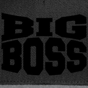 Big Boss Sweat-shirts - Casquette snapback
