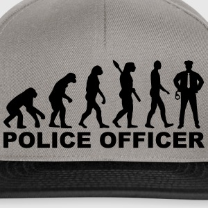 Police Officer T-Shirts - Snapback Cap