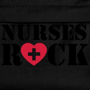 Nurses Rock T-Shirts - Kids' Backpack