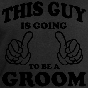 This Guy is going to be a Groom T-Shirts - Men's Sweatshirt by Stanley & Stella