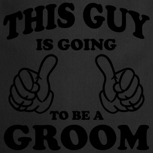 This Guy is going to be a Groom T-Shirts - Cooking Apron
