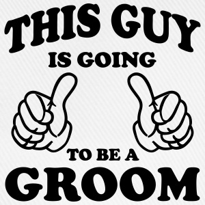 This Guy is going to be a Groom T-Shirts - Baseball Cap