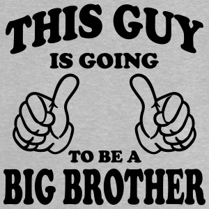 This Guy is going to be a Big Brother Shirts - Baby T-Shirt