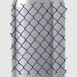 Chain link fence T-Shirts - Water Bottle